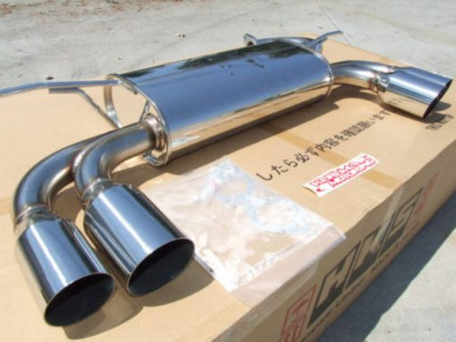 HYUNDAI GENESIS COUPE 2T AND V6 HKS LEGAMAX REAR AXLE EXHAUST