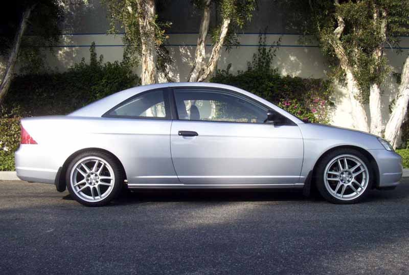 TEIN STECH HONDA Civic 2001-2005 Coupe/Sedan