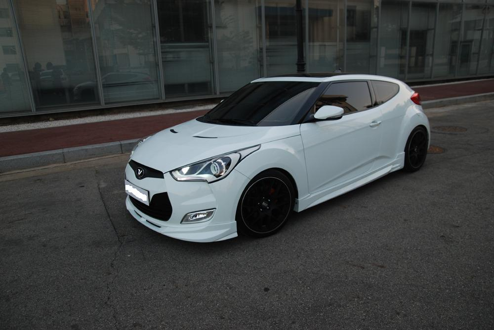 2012 Hyundai Veloster Lip kit from NEFDesign !!!!!NEW PRODUCT RELEASE!!!!