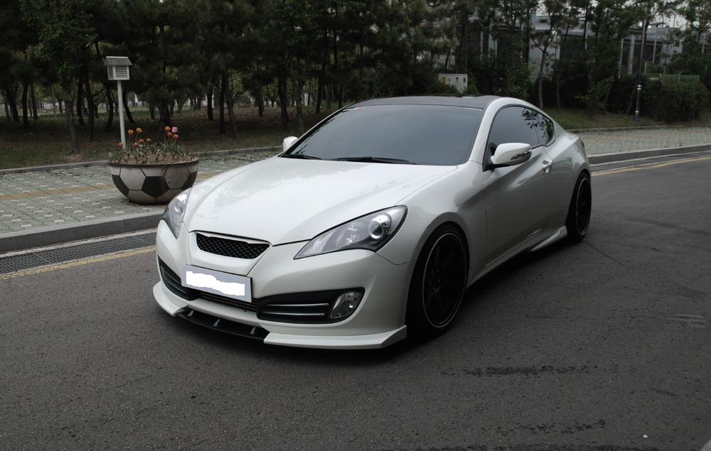 2010+ Hyundai Genesis Coupe NefDesign Lip Kit !! NEW PRODUCT!!!