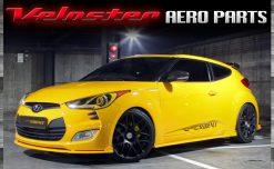Hyundai Veloster SEQUENCE FULL LIP KIT !!NEW REALEASE!!!