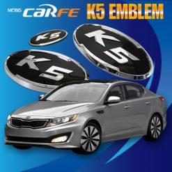 2011 + KIA OPTIMA K5 Emblem set