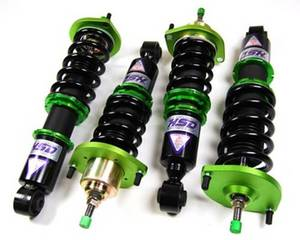 2012 Hyundai Accent HSD DT Coilovers
