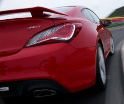 2013 Hyundai Genesis COUPE OEM TAILIGHTS !!!! NEW PRODUCT!!!!