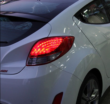 2012 Veloster KDM LED Tailights !!!NEW PRODUCT!!!!