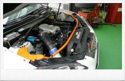 2010 Hyundai Genesis LUXON FRONT FRAME BAR