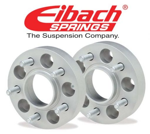 Genesis Coupe Eibach Pro Spacer Hubcentric Wheel Spacers (15mm PAIR)