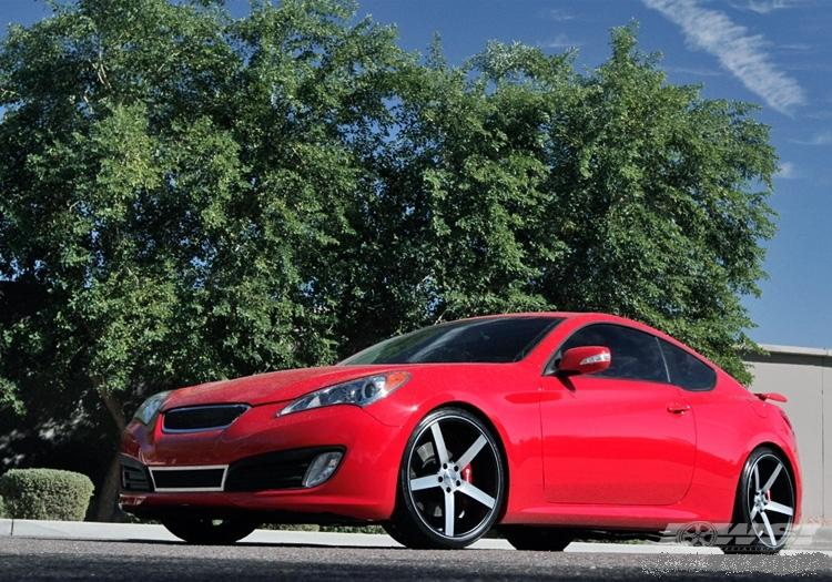 Hyundai Genesis Coupe VOSSEN Wheels VVS CV3  20 inch    Front and Rear Rim SET (5x114.3)