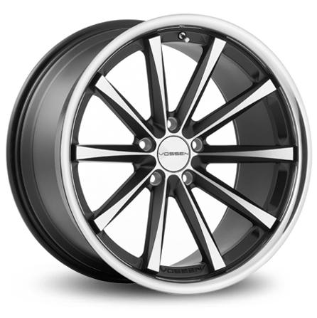 Hyundai Genesis Coupe VOSSEN Wheels VVS CV1   20 inch Front and Rear Rim SET (5×114.3)