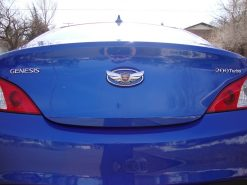 """""""200 Turbo"""" Emblem for Genesis Coupe"""