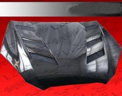 2010+ Hyundai Genesis Coupe VIS AMS Hood