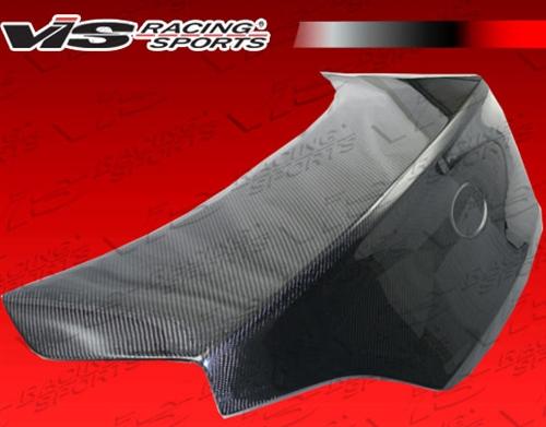 2010-2012 Hyundai Genesis Coupe VIS OEM Carbon Fiber Trunk