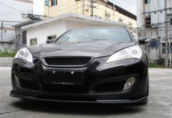 2010-2012 Genesis Coupe RMX Front Carbon Fiber Lip !!!NEW PRODUCT!!!