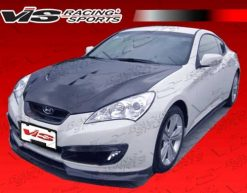 2010-2012 Hyundai Genesis Coupe VIS Pro Line Carbon Fiber Front Lip