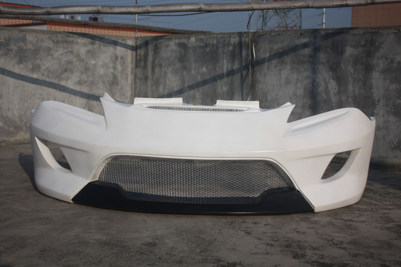 """2010-2012 Genesis Coupe  CUPER """"STYLE"""" Front Bumper(Polyurathane)"""