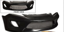 "2010-2012 Genesis Coupe  CUPER ""STYLE"" Front Bumper(Polyurathane)"