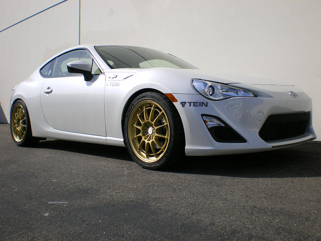 2013 Scion FR-S /Subaru BRZ TEIN S-Tech Lowering Springs NEW RELEASE!!!!