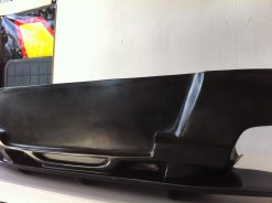 "2010-2013 Genesis Coupe CUPER ""STYLE"" Rear Bumper Lip (Polyurathane)"