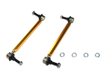 2012+ Hyundai Veloster & Veloster Turbo Whiteline Front Sway Bar Links