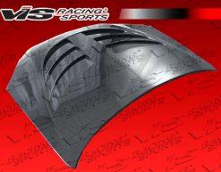 2010-2012 Hyundai Genesis Coupe VIS Pro Line Carbon Fiber Hood