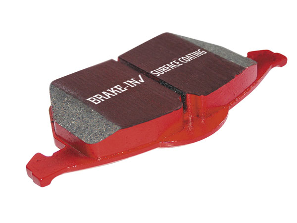 EBC Redstuff for Genesis Coupe NON-Brembo Setup(Rear)