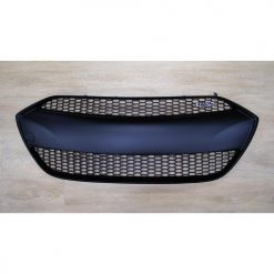 Genesis Coupe 2013+ M&S Matt Black Front Radiator Grill