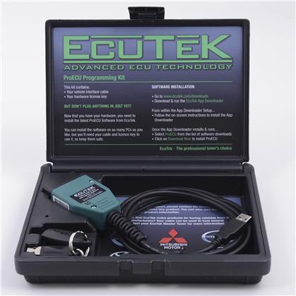 2013+ Scion FRS/BRZ AVO Turboworld EcuTek Pro-ECU Kit Cable : DBS S6Z12EE9A001T