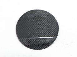 Veloster Turbo & NON Turbo Carbon Fiber Fuel Door Cover