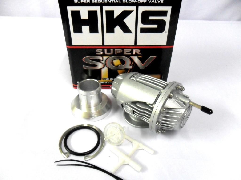 HKS UNIVERSAL Super SSQV 4 BOV Blow Off Valve