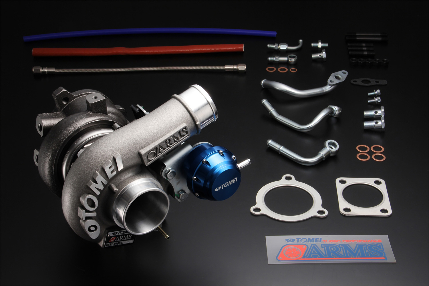 2010-2012 TOMEI ARMS HYUNDAI GENESIS COUPE M7960 TURBINE KIT