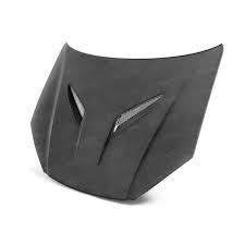 2013+ Hyundai Genesis 2DR OEM-Style Carbon Fiber Hood