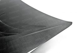 2013+ Hyundai Genesis 2DR SC-Style Carbon Fiber Hood