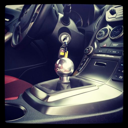 2010+ GENESIS COUPE UNIQ PERFORMANCE SHORT SHIFTER