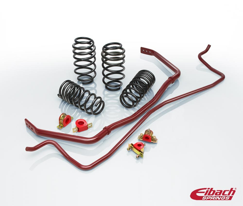 Eibach Pro-Plus Springs and Sway Bars Hyundai Genesis Coupe 2.0L/3.8L 2010-2014