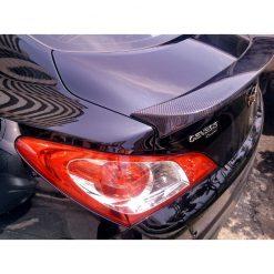 2010- 2014 Genesis Coupe BBM Carbon Fiber Lip Spoiler