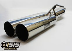 ISIS Performance EP Dual Tip Exhaust – Hyundai Genesis Coupe 2.0T 09+