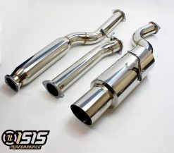 ISIS Performance GT Single Exhaust – Hyundai Genesis Coupe 2.0T 09+