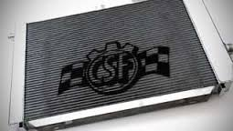 CSF All Aluminum Racing Style Radiator  For Hyundai Genesis Coupe  10-14 2.0L 4cyl  (Manual transmission only)
