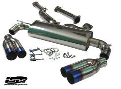 ISIS Street Exhaust for Hyundai Genesis 2.0T 2010+