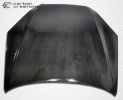 2010-2012 Hyundai Genesis 2DR Carbon Creations OEM Hood - 1 Piece