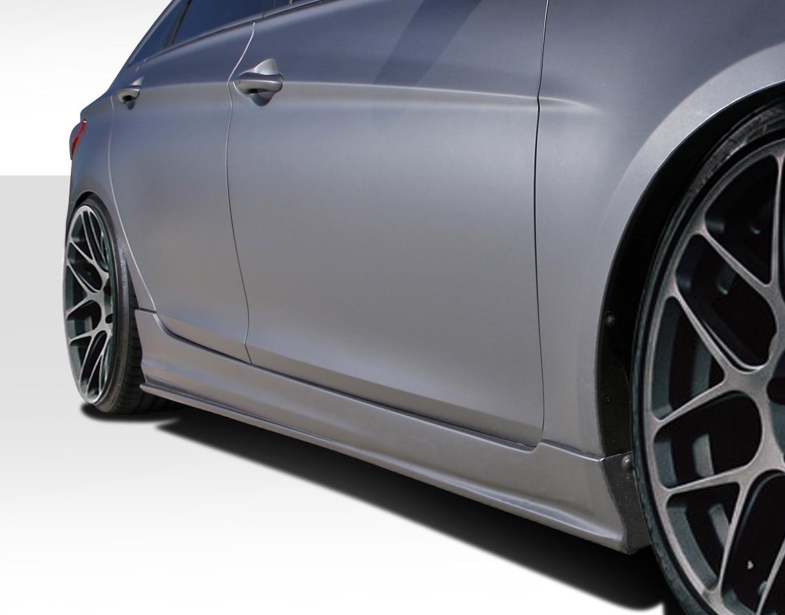 2011-2014 Hyundai Sonata Duraflex Racer Side Skirt Rocker Panels - 2 Piece
