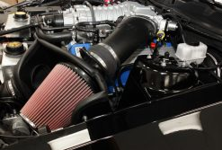 2010 FORD Mustang Shelby GT500 5.4L V8 F/I  K&N intake