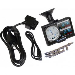2011-2014 Ford Mustang SCT Performance 5015 - Livewire TS Performance Programmer & Monitors