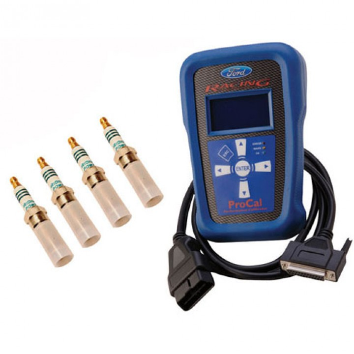 2013+ Ford Focus ST Ford Racing M-14204-FST - Computer Chip Programmer, ProCal Tool w/Performance Calibration (Incl. Voucher To Receive ProCal Tool)