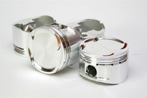 CP Oversized .5mm Pistons 2.0T Genesis Coupe 2010 - 2015