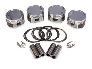 JE FORGED STANDARD PISTON SET GENESIS COUPE 2.0T 2010 - 2015