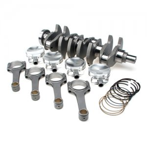 Brian Crower 2.5L Stroker Kit I Beam Rods Genesis Coupe 2.0T