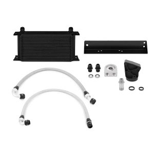 Mishimoto Black Oil Cooler Kit Genesis Coupe 3.8 V6 2010 - 2012