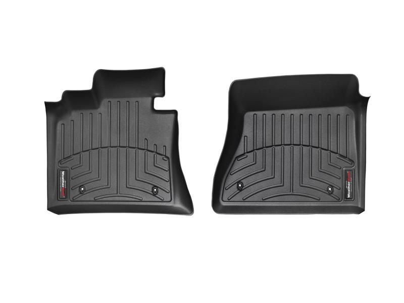 2013-2016 Genesis Coupe Weathertech FloorLiner DigitalFit (BLACK)