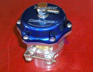 Turbosmart Raceport (Tial Flange) - BLUE  UNIVERSAL